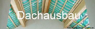 Dachausbau Immobilien